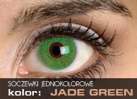 Soczeweki kolor Jade Green